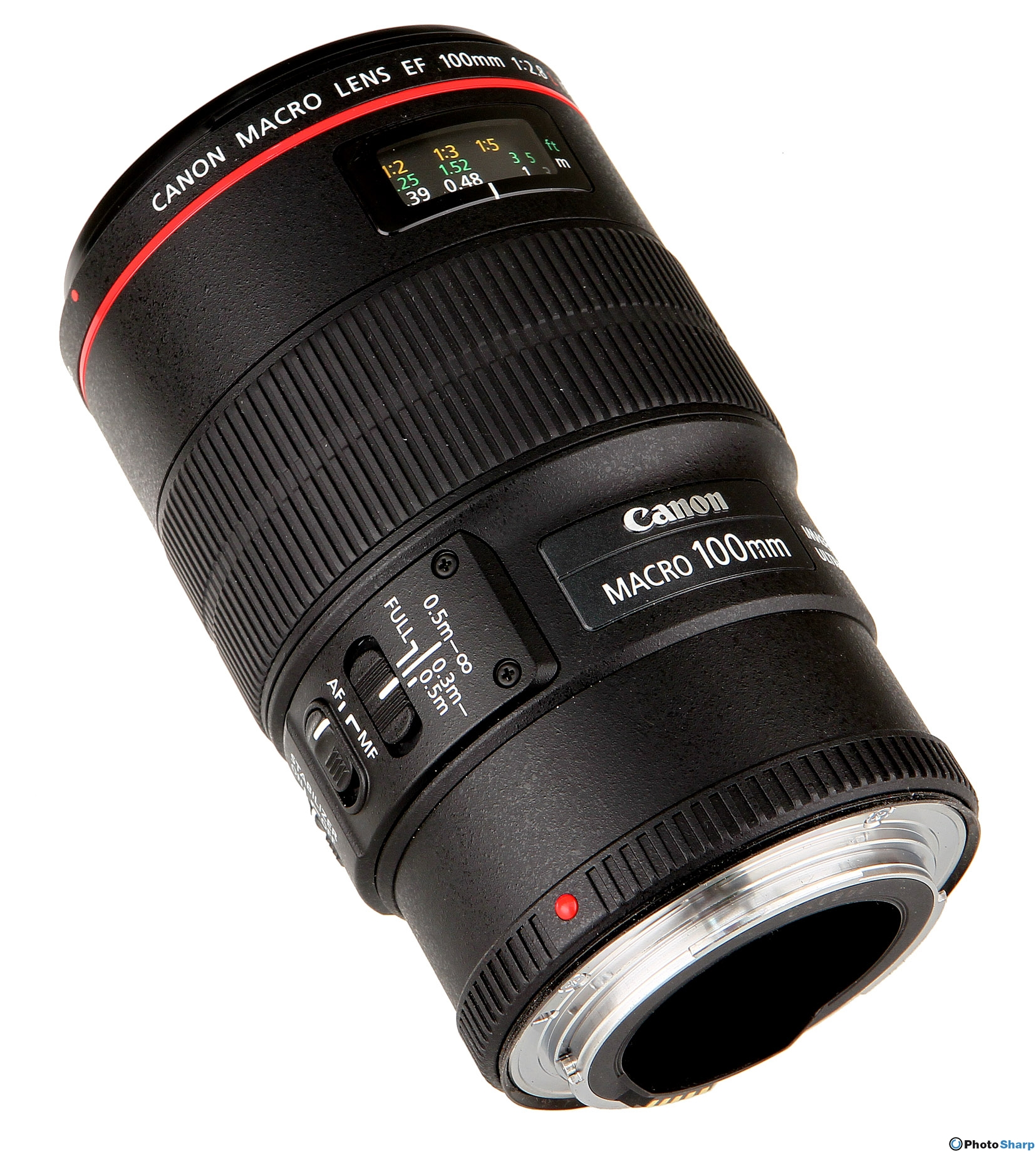 Canon 100mm f2.8 L Macro IS