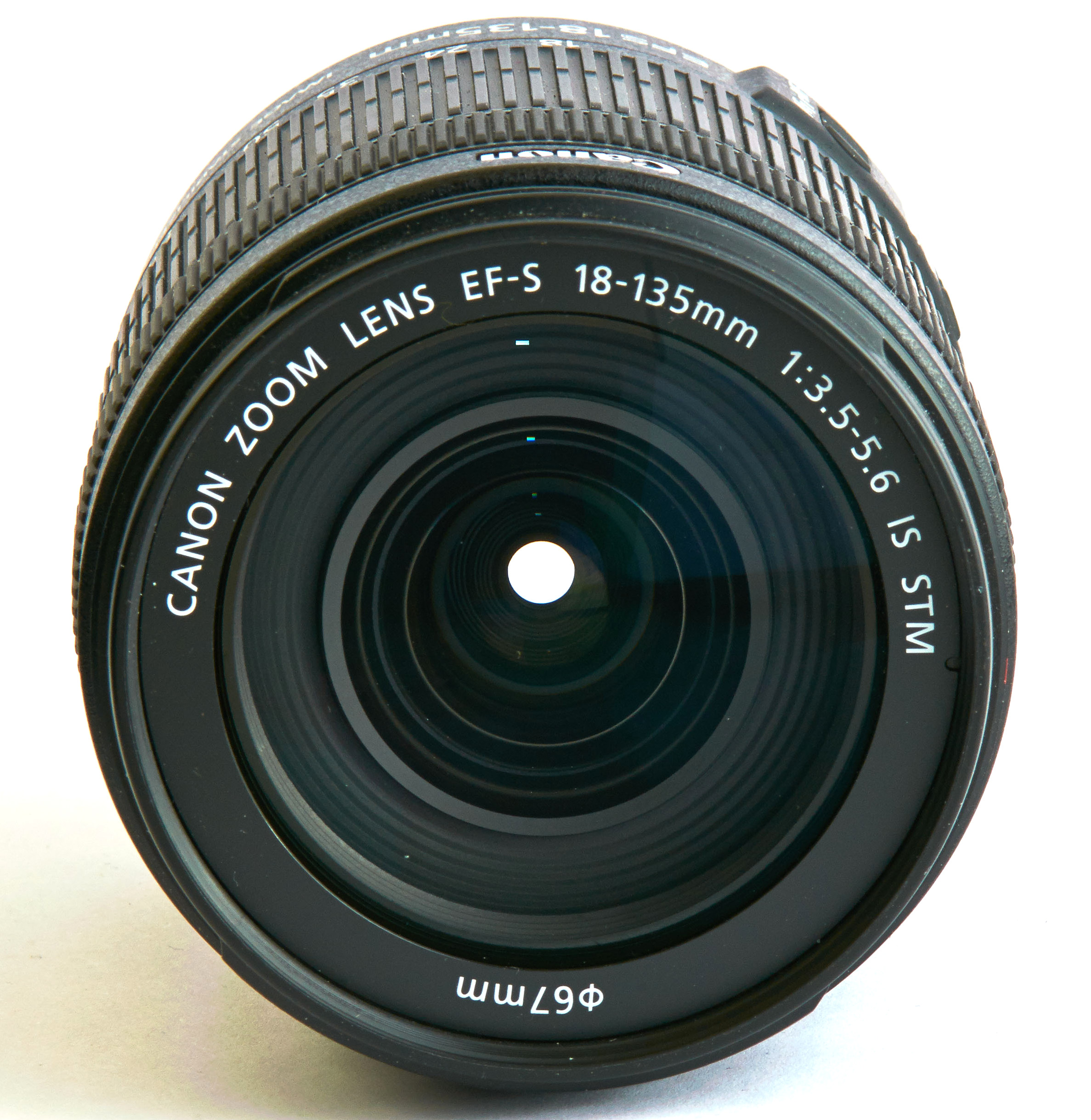 Canon 18-135mm f3.5-5.6 STM
