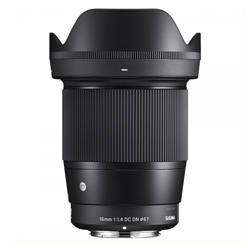 Sigma 16mm F1.4 DC DN C for Sony E-mount