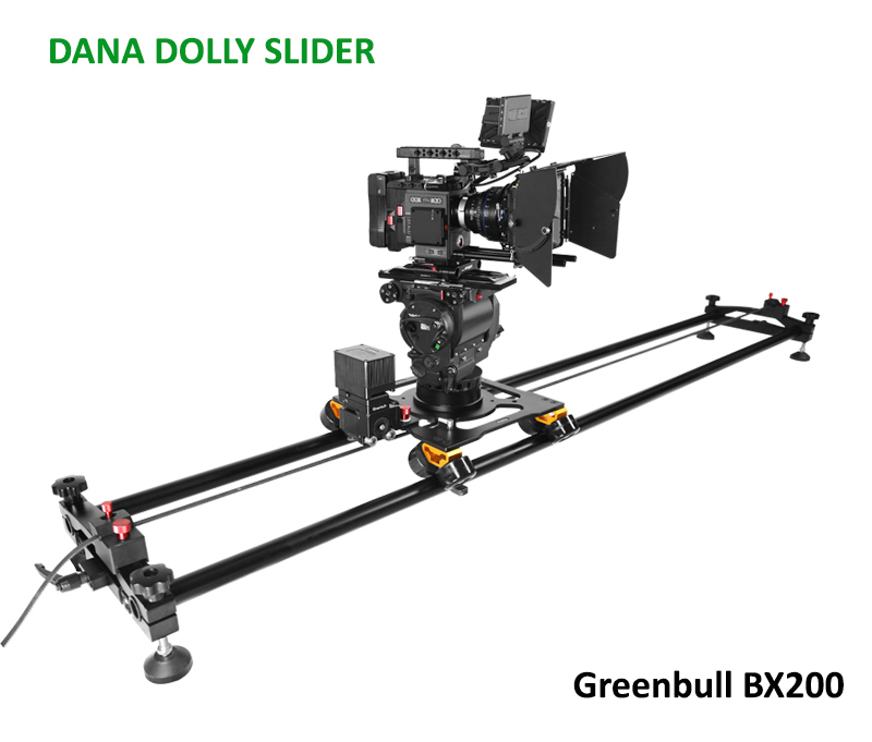 Dana dolly slider 2m Greenbull BX200